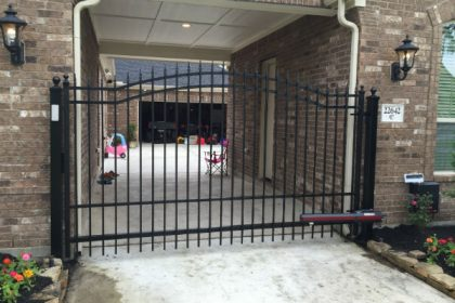 Electric Gates San Antonio Electric Gate Sales Service